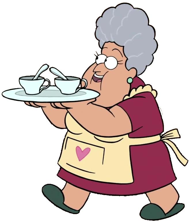 Abuelita disney wiki fandom. Cute clipart grandma