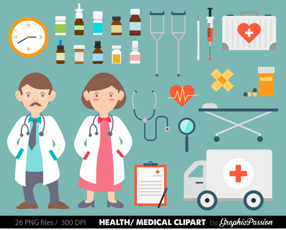 Clipart doctor hospital doctor. Health medical nurse image
