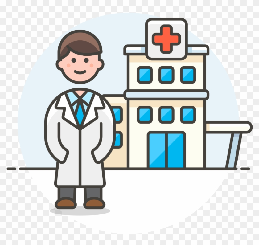 Icon hd png download. Clipart doctor hospital doctor