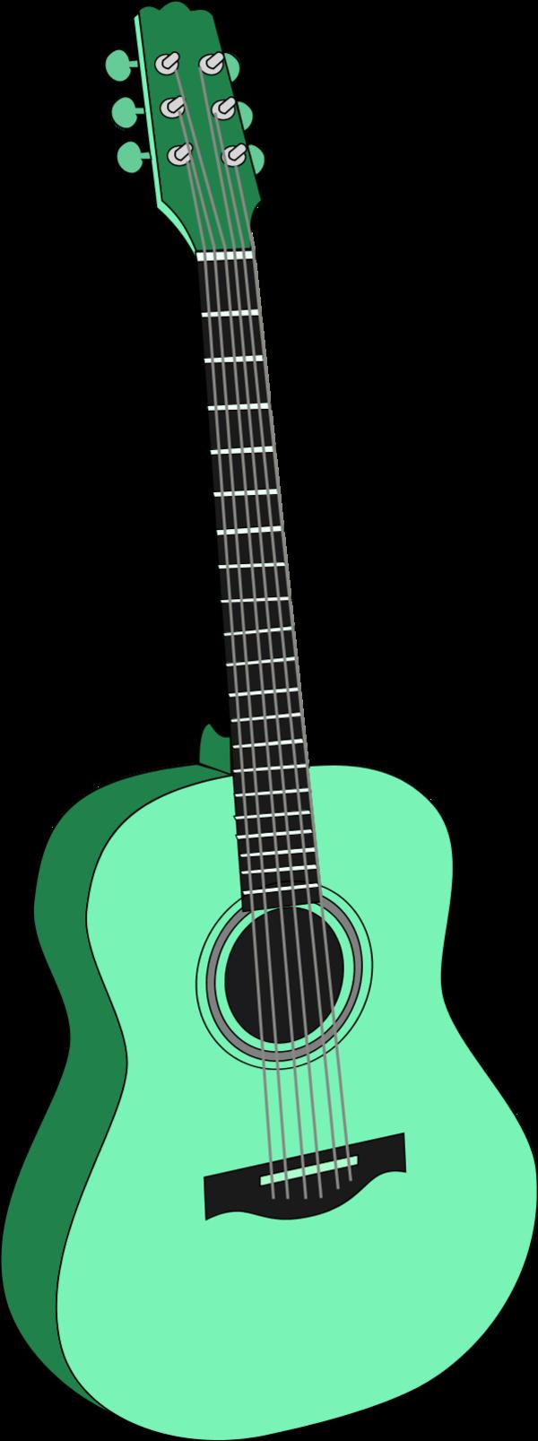 Riff panda free images. Clipart guitar colorful guitar
