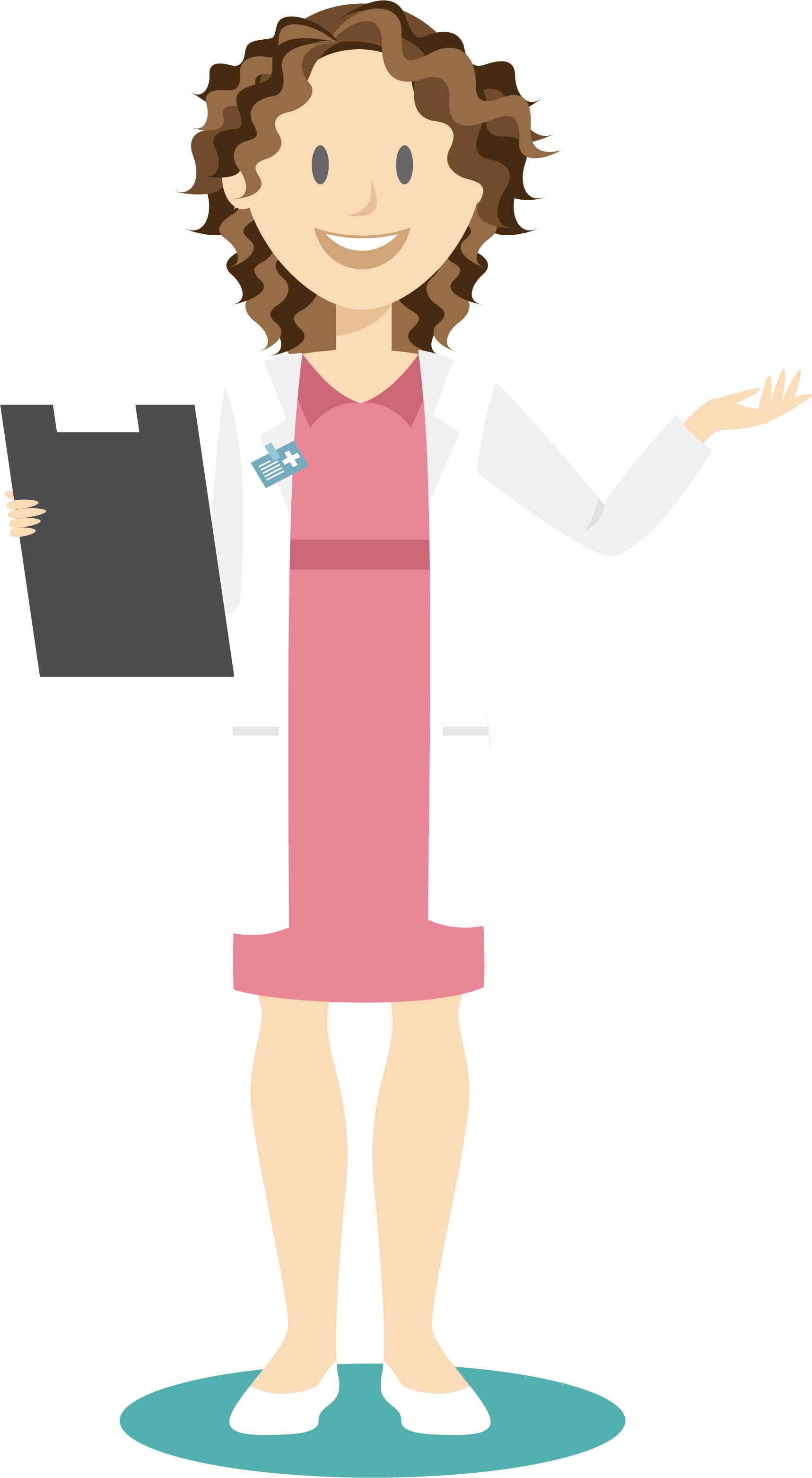 Woman clip art a. Clipart doctor lady doctor