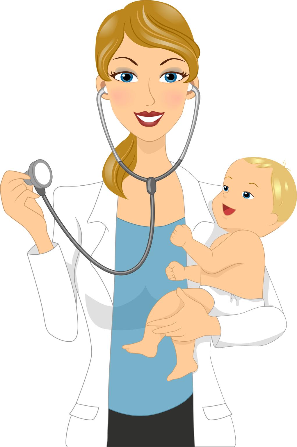 Clipart doctor pediatrician. Pediatrics free download best