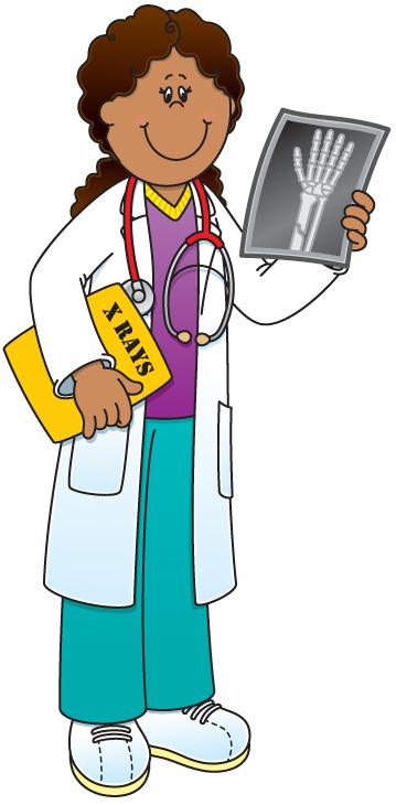 Letter templates darbam community. Clipart doctor preschool