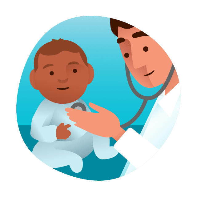 Heal types of care. Pediatrician clipart pediatric doctor