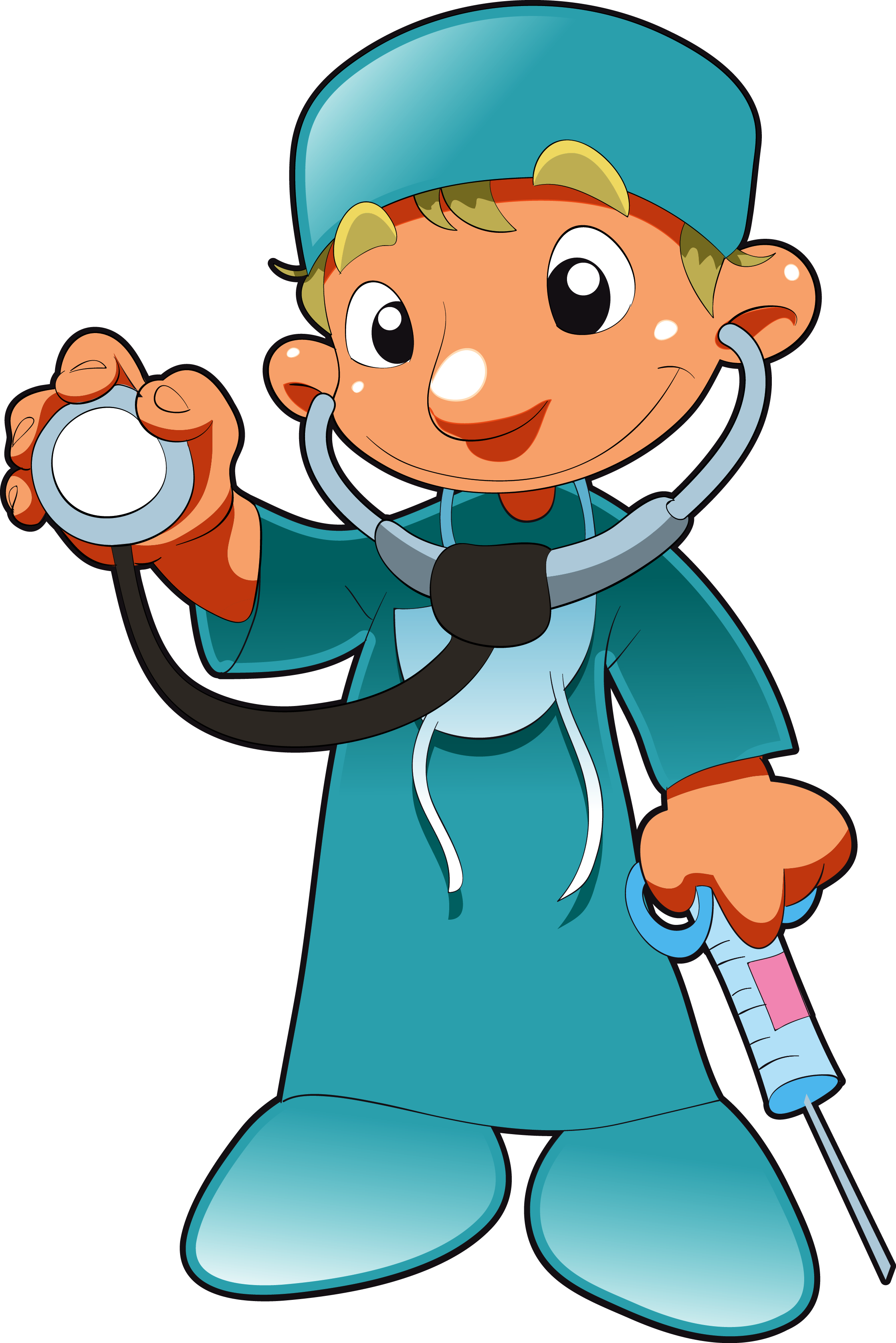 Professional clipart professional doctor. Physician nurse clip art