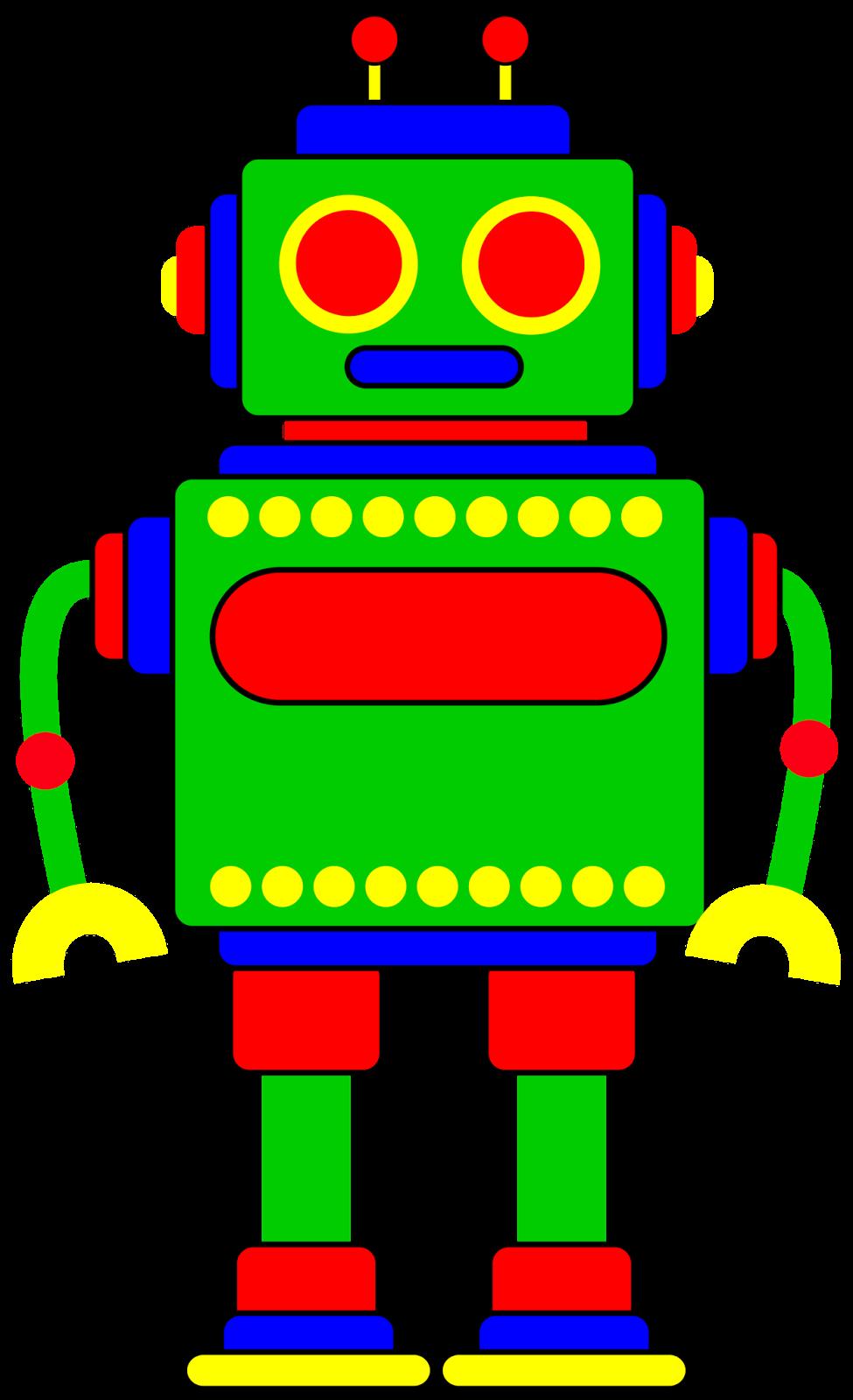 Robotics panda free images. Clipart doctor robot