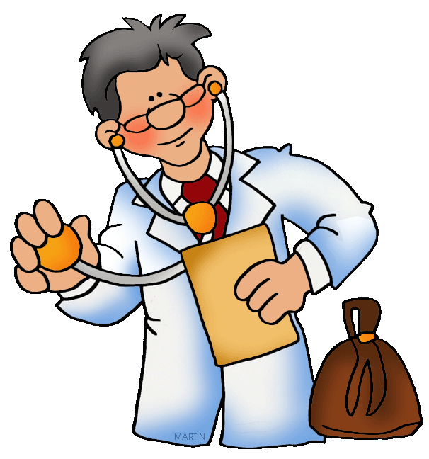 collection of doctor. Patient clipart school