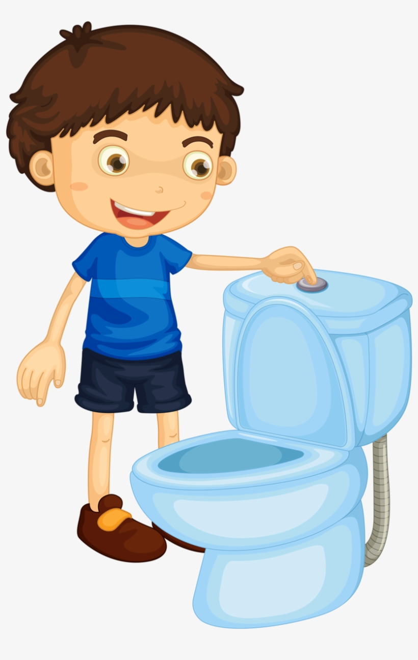 Flush toilet clip art. Doctor clipart scope