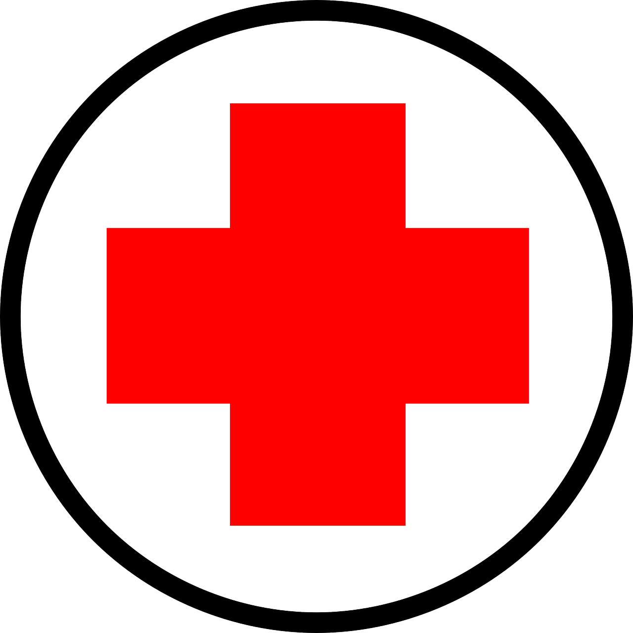Doctor clipart supply. Red cross has blood