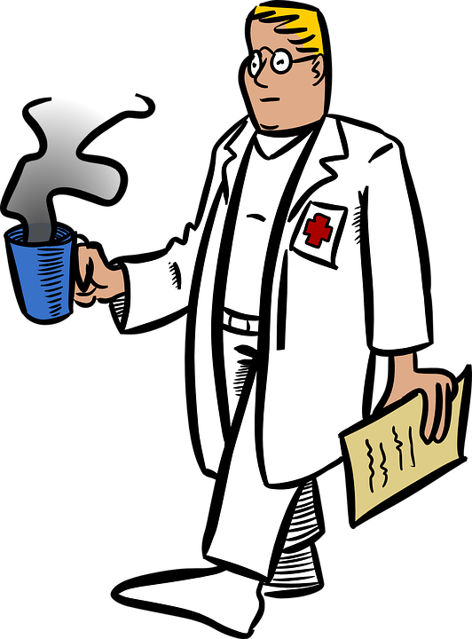 Tracy milner tracybfx twitter. Doctor clipart uniform