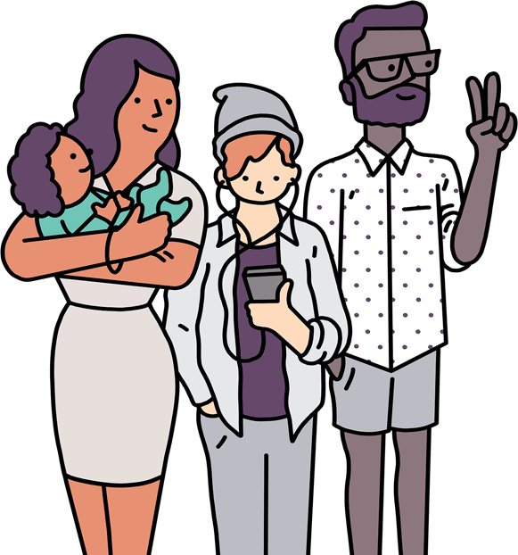 Conversation clipart social hour. See a doctor from