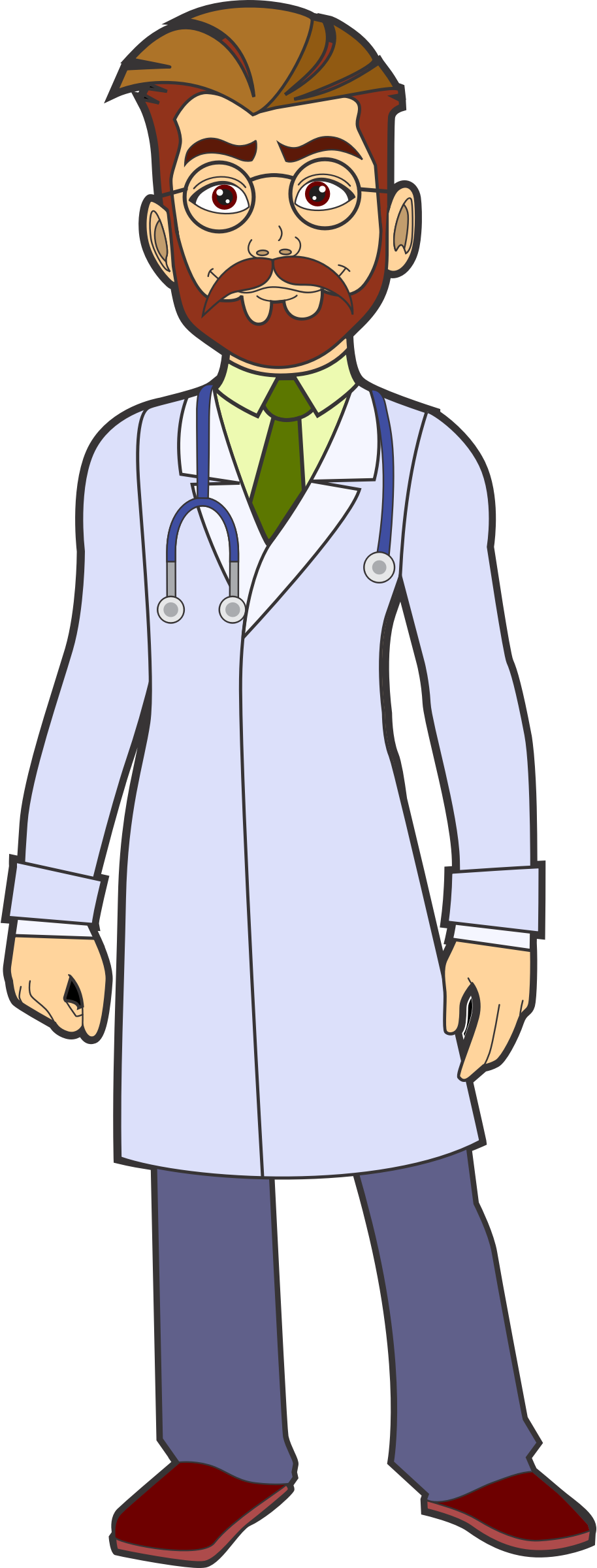 Doctor clipart clothing. Big image png