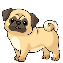 Clipart dog. Saint bernard lots of