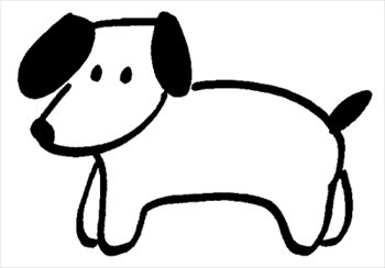 Free clip art for. Clipart dog