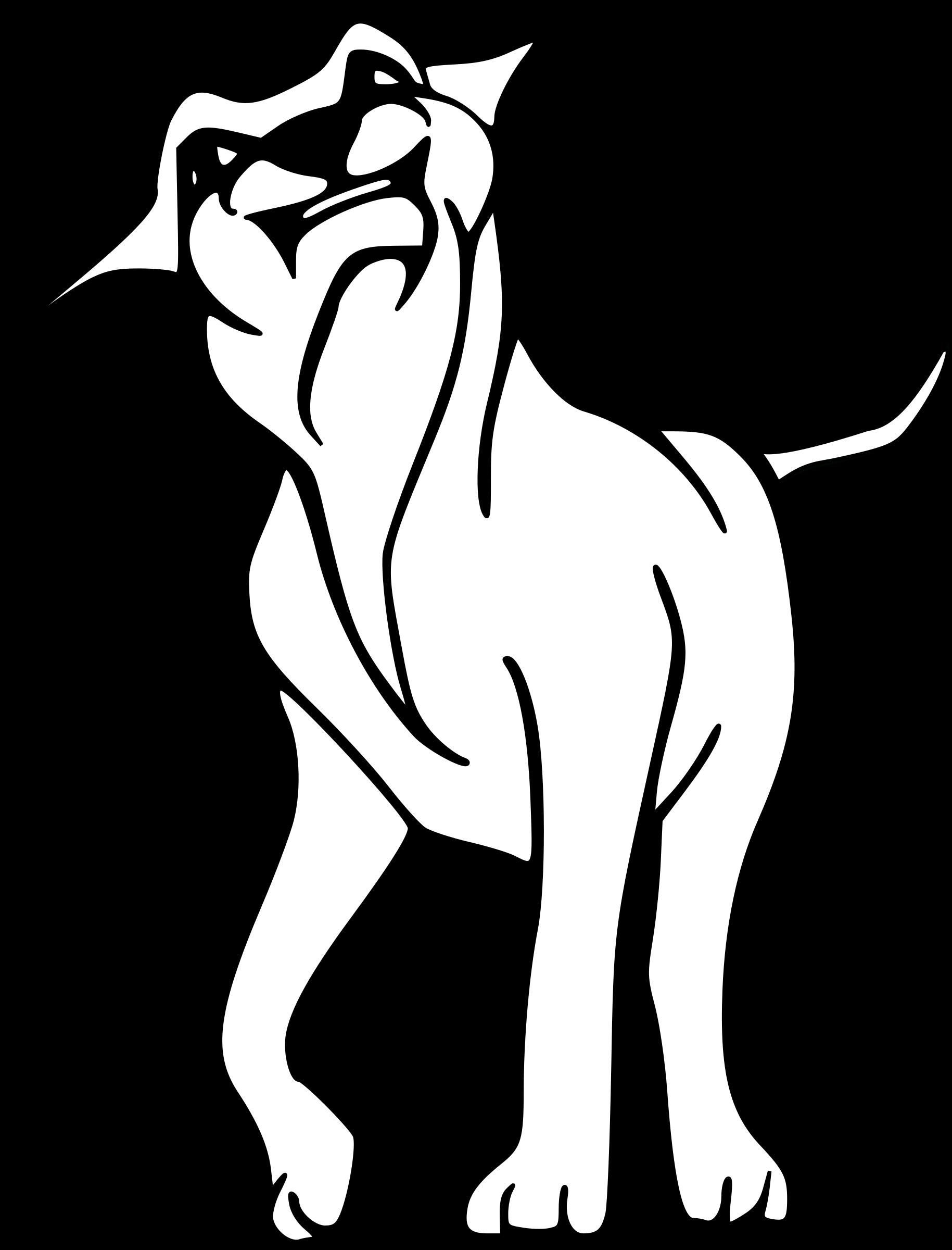 Clipart dog angry. Big image png