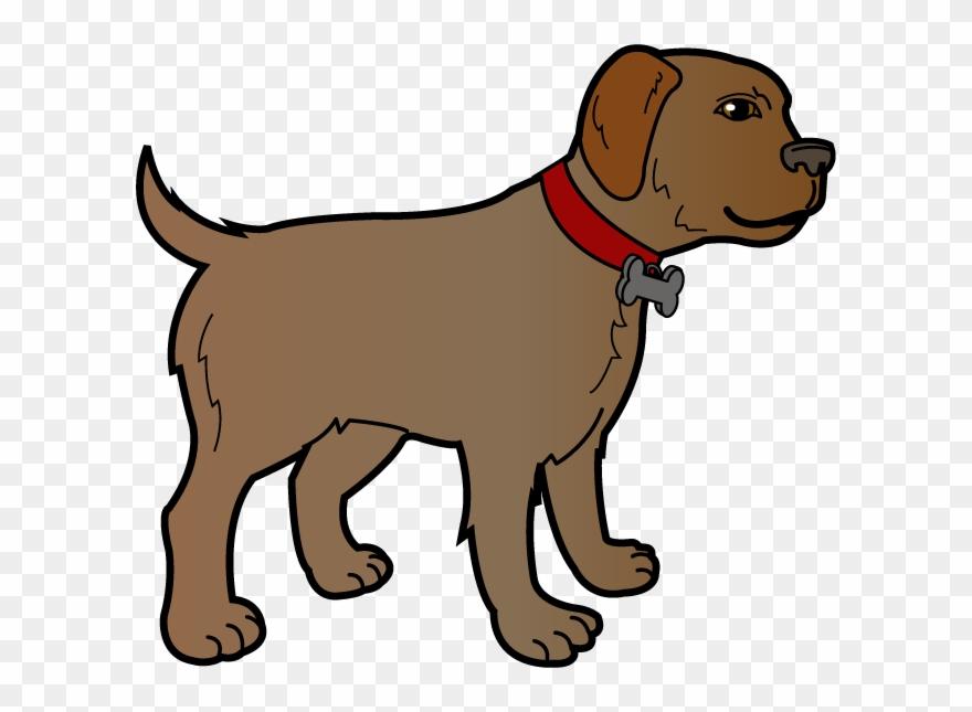 Clipart puppy brown puppy. Free dog clip art