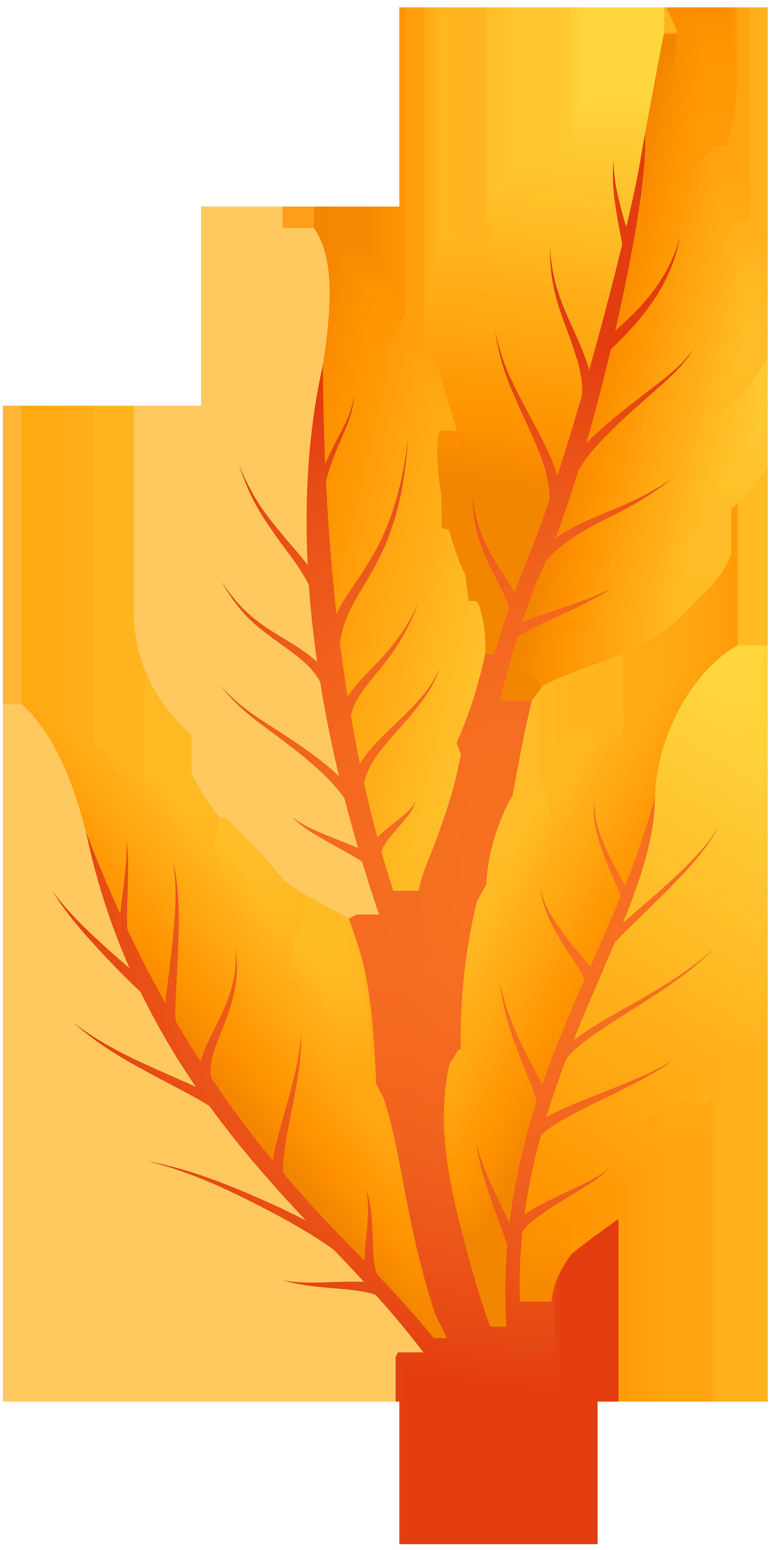 Dog clipart autumn. Orange leaves png clip