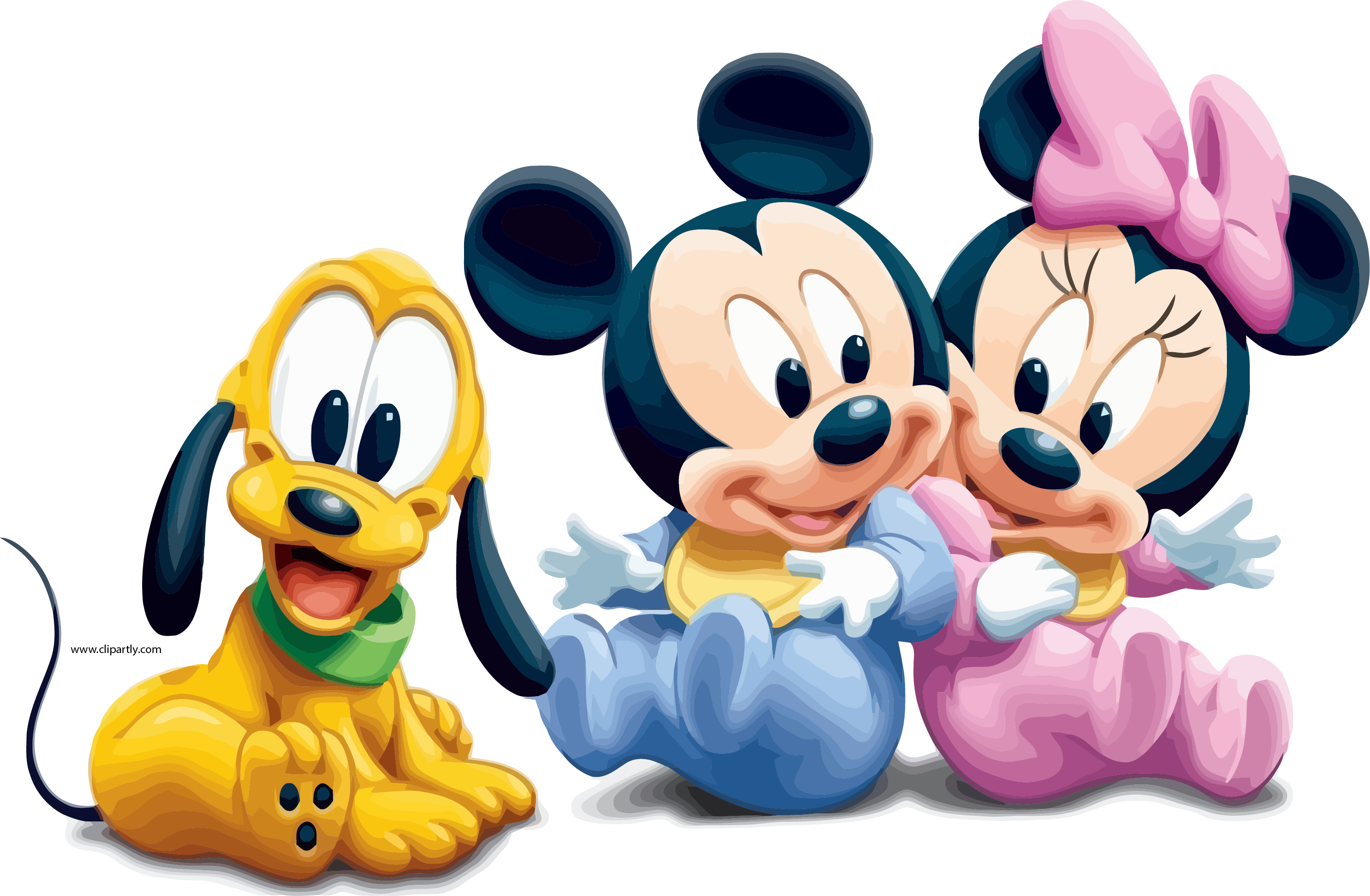 Hand clipart minnie mouse. Baby mickey pictures and