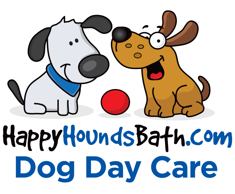 Facilities happy hounds a. Dogs clipart bath