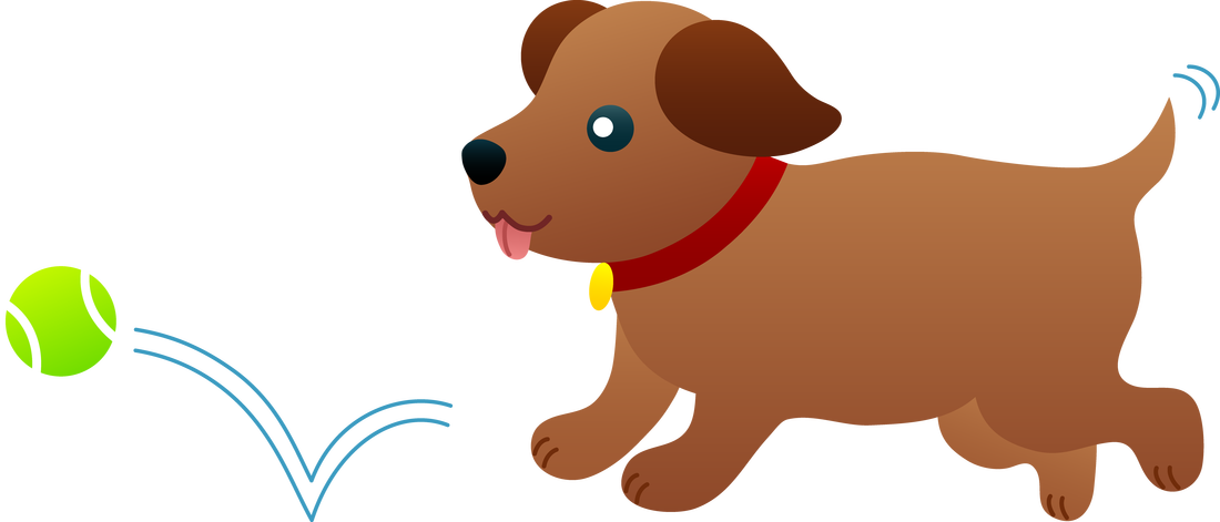 Pet clipart dog toy. Boarding check list terrific