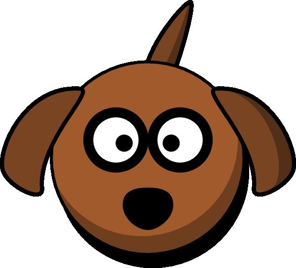 Clipart ear part head. Dog clip art at