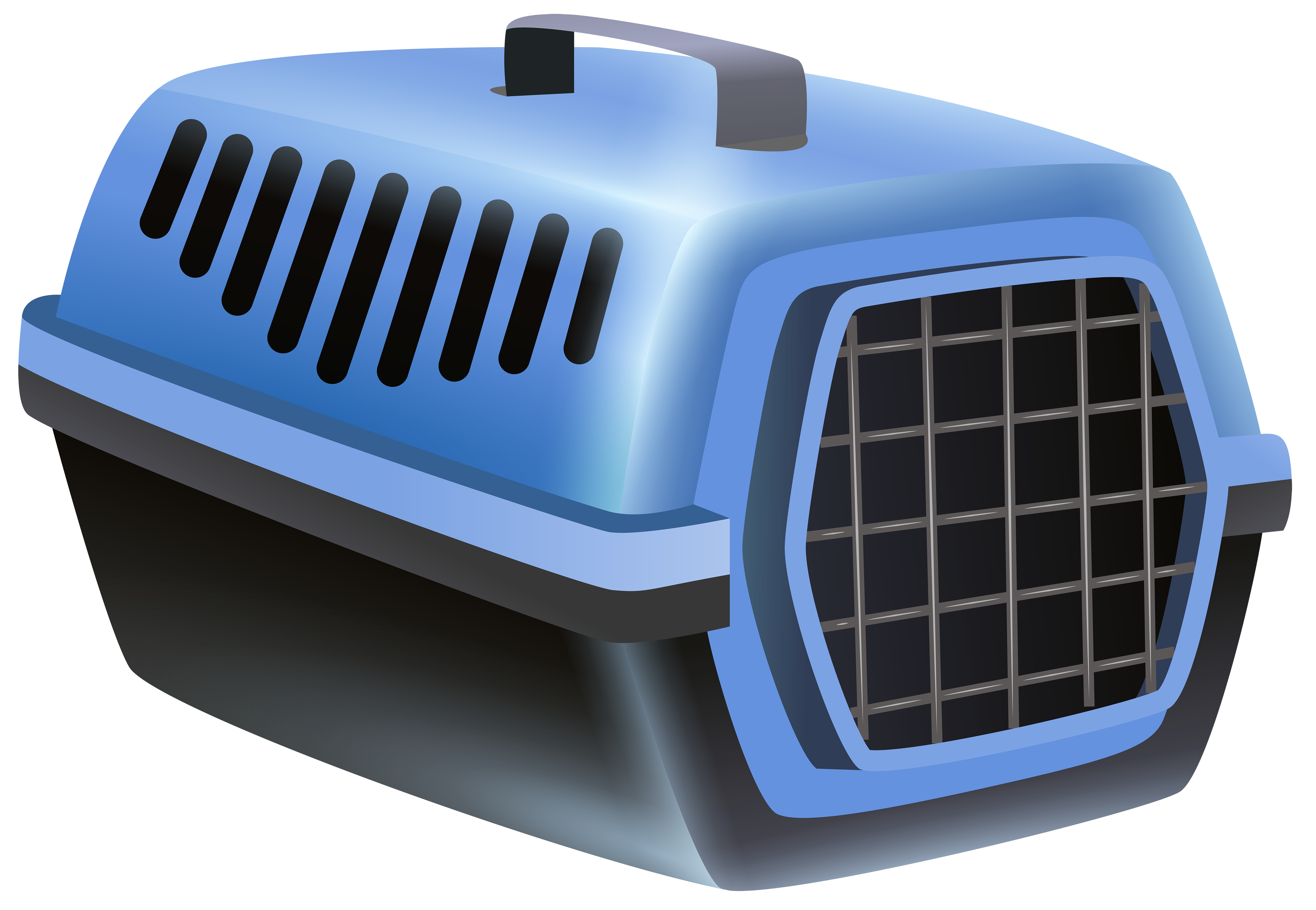Pet carrier png clip. Clipart food crate