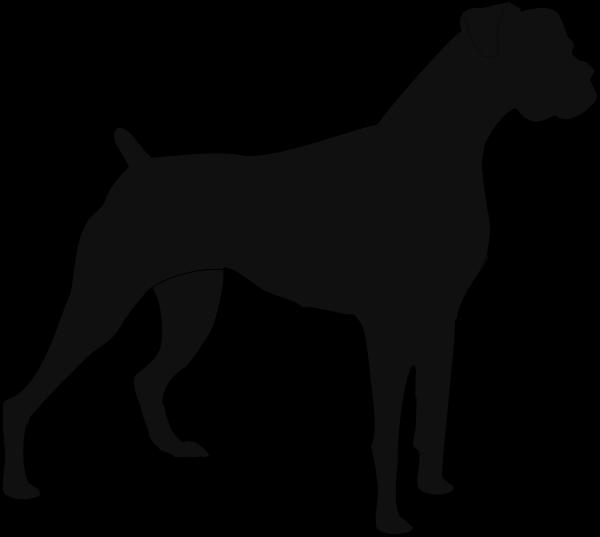 Clipart dog boxer. Clipartblack com animal free