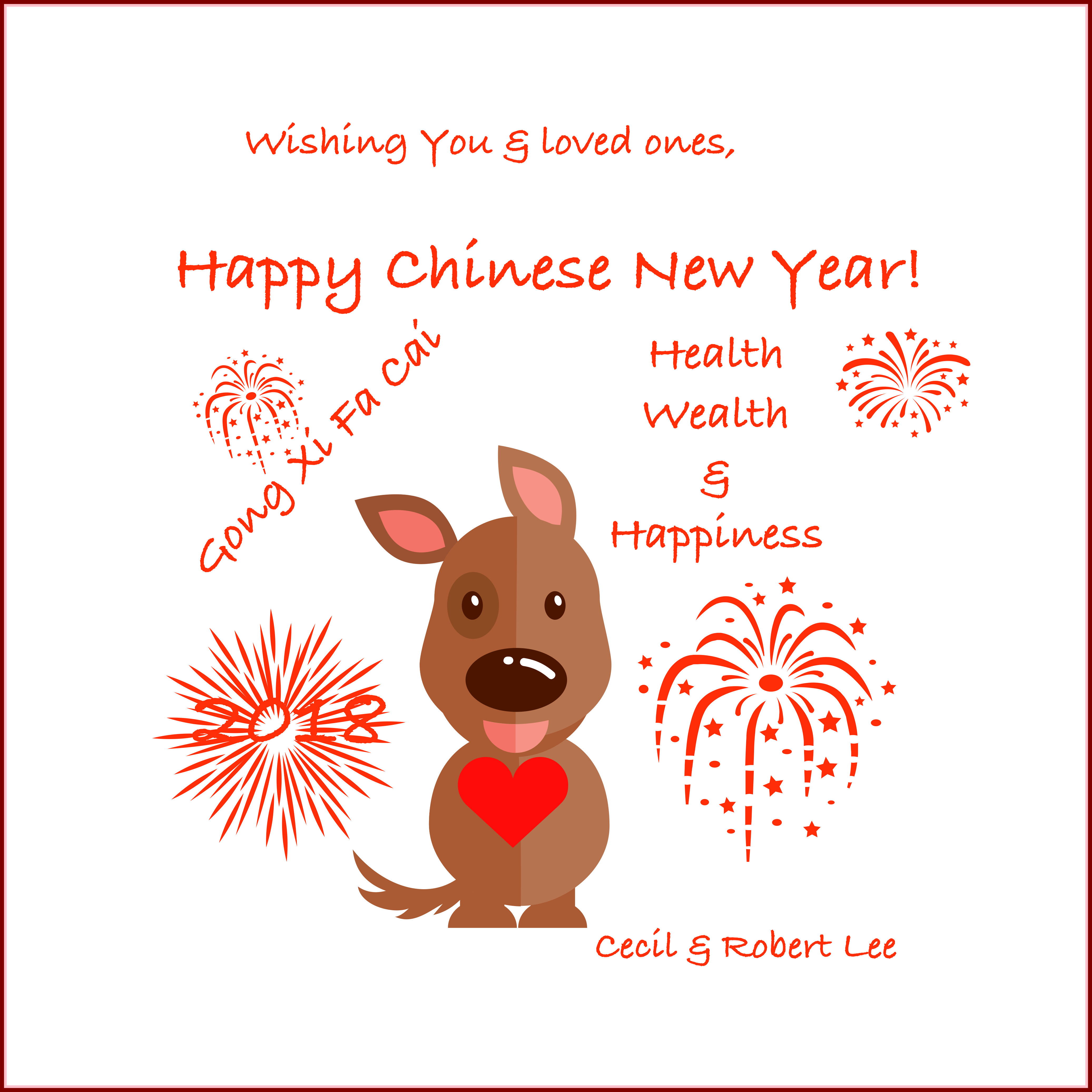 Incredible geomancy net chinese. Clipart dogs cny