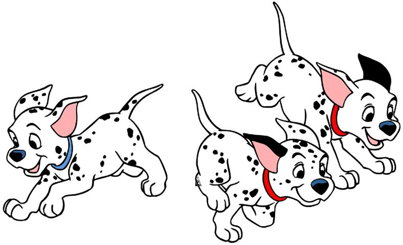 Sad clipart dalmatian.  dalmatians puppies clip