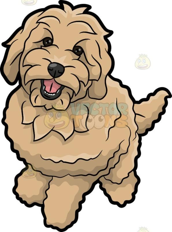 Clipart Dogs Doodle Picture 2413744