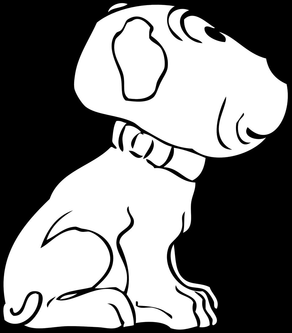 Public domain clip art. Easter clipart dog
