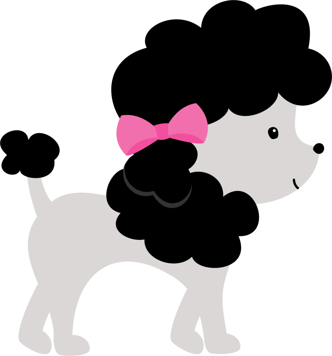 Purple clipart poodle.  shared ver todas