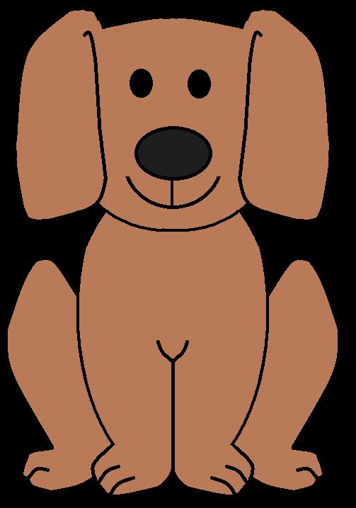 Free Dog Basin Cliparts