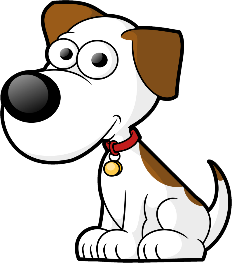 dogs clipart summer