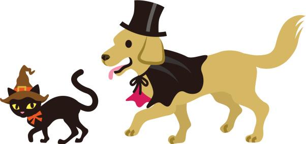Pet clipart halloween. Free pets cliparts download