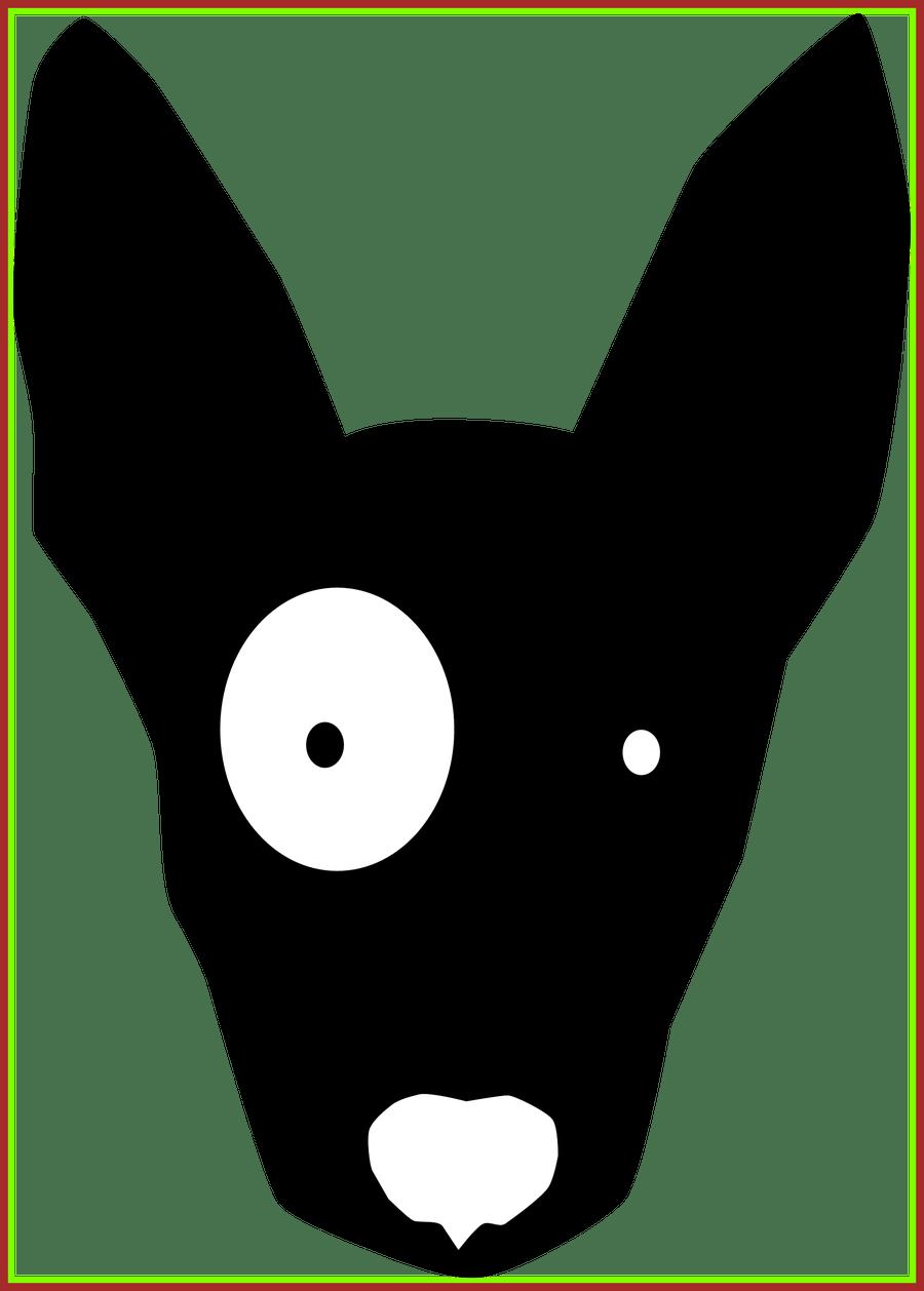 The best bullterrier head. Dig clipart dog