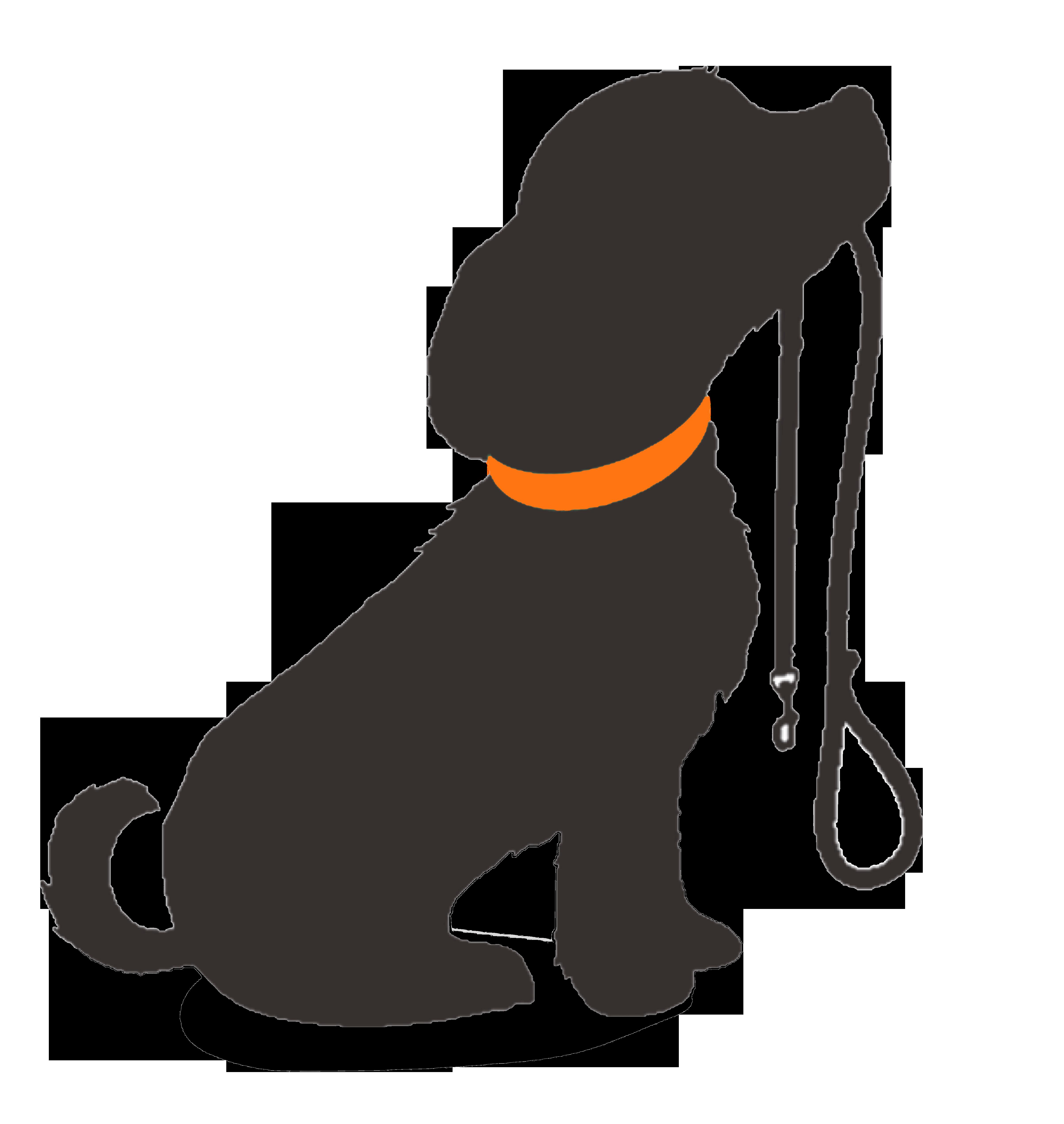 Collar free download best. Clipart dog logo