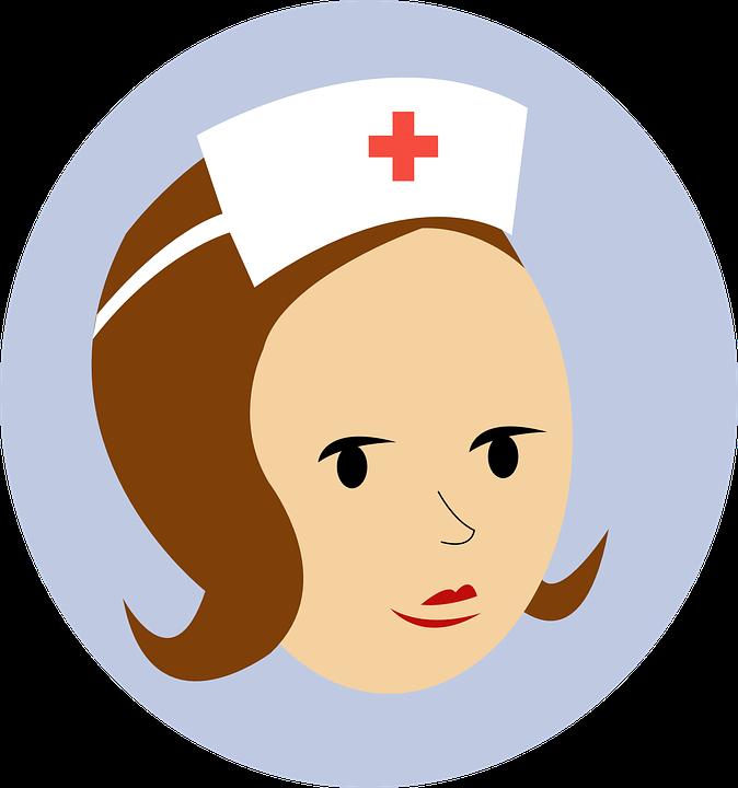 Nurse clipart charge nurse. Graphic desktop backgrounds free