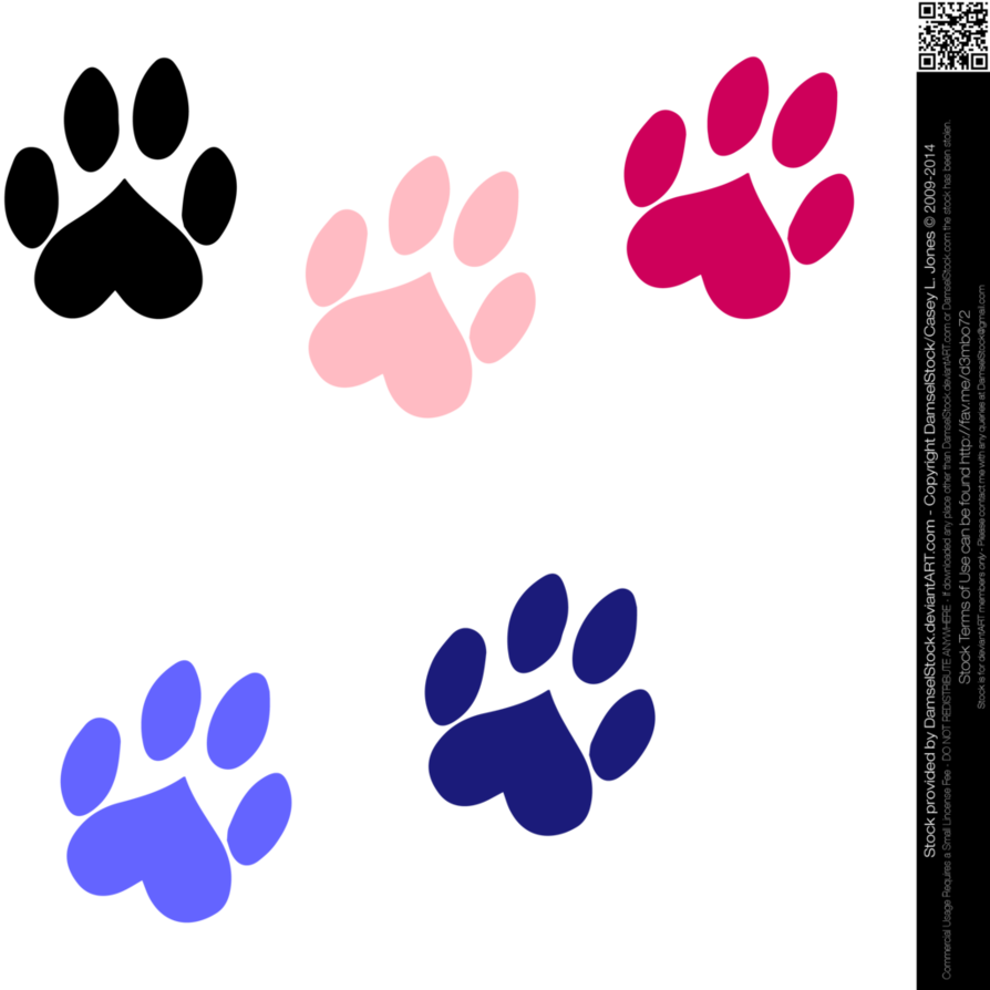 Dogs clipart shape. Dog paw print png