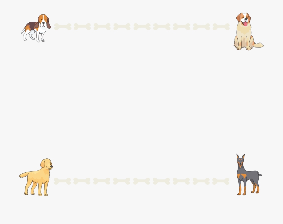 Clipart dog picture frame. Breed golden retriever labrador