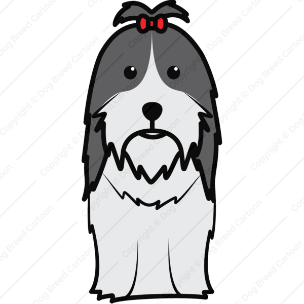 Clipart dog shitzu. Shih tzu special edition