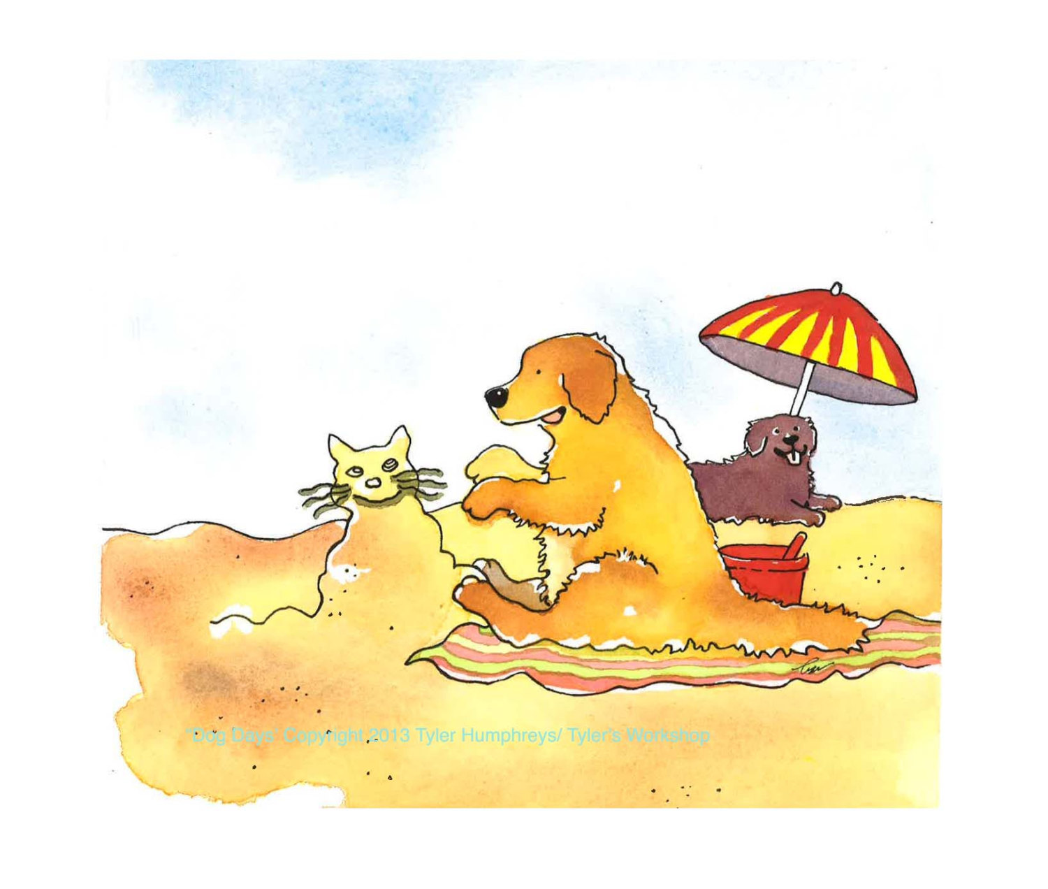 Free dog cliparts download. Clipart dogs summer