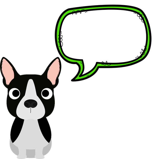 Words clipart dog. The cincy speechie simplifying