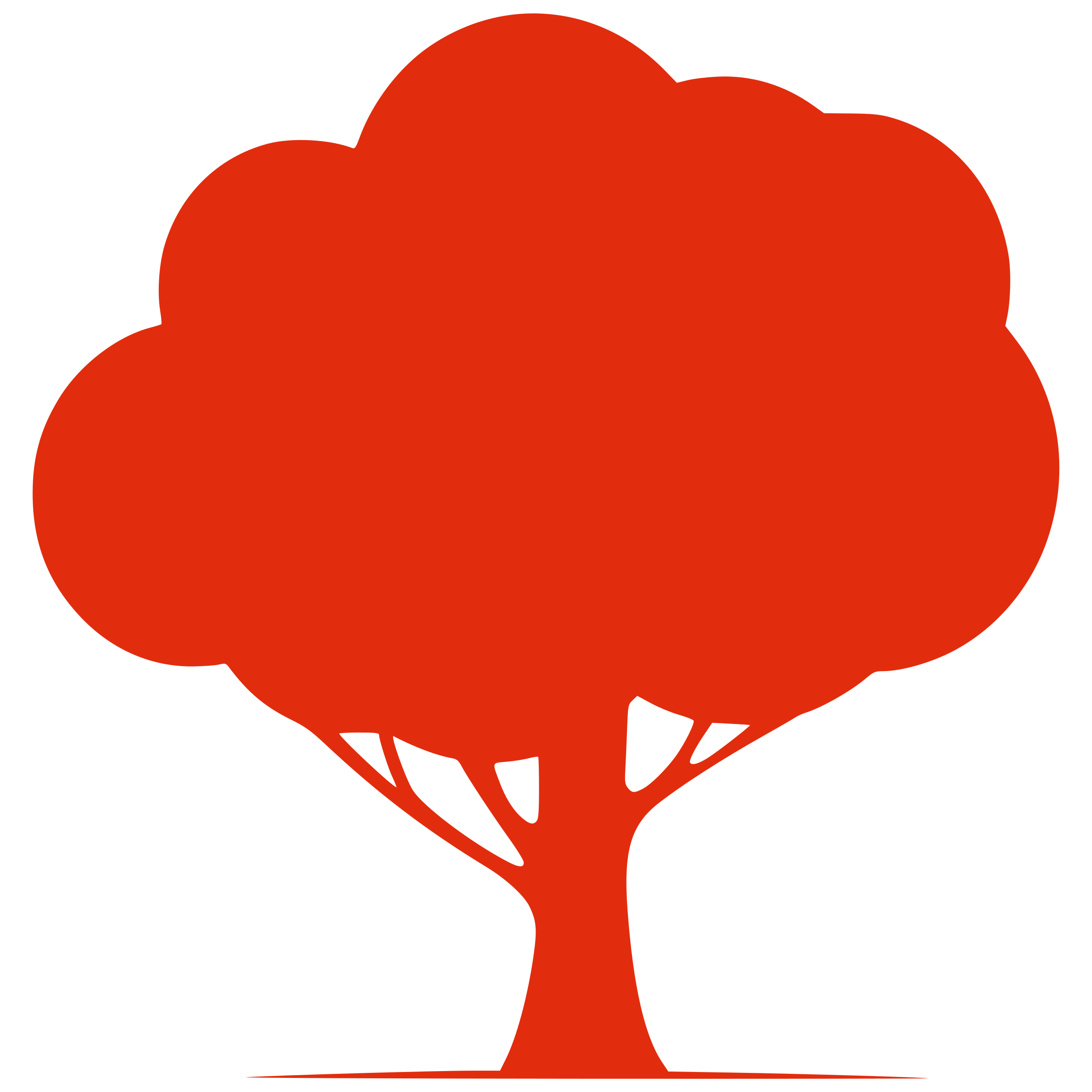 Lake clipart trees. Tree silhouette at getdrawings