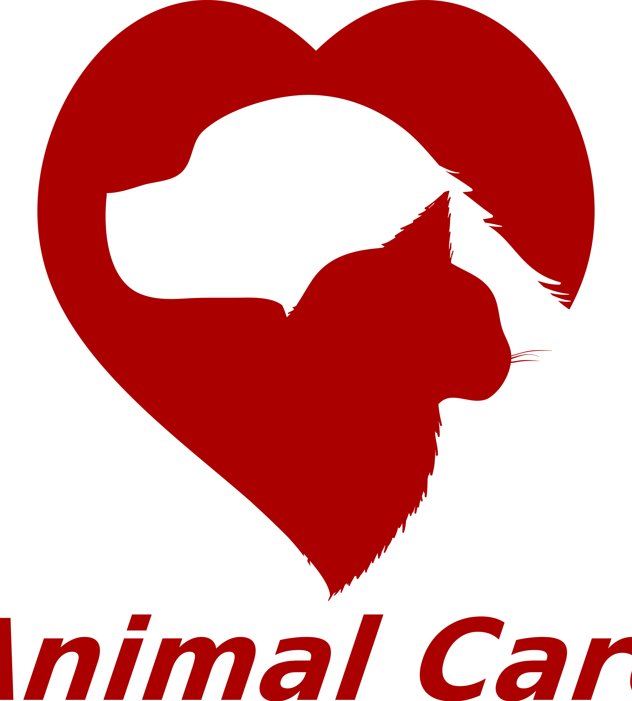 Clipart dog vet. Animal care by donchico