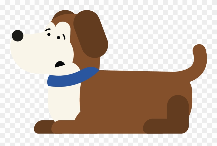 Dog lying down pinclipart. Clipart dogs worried