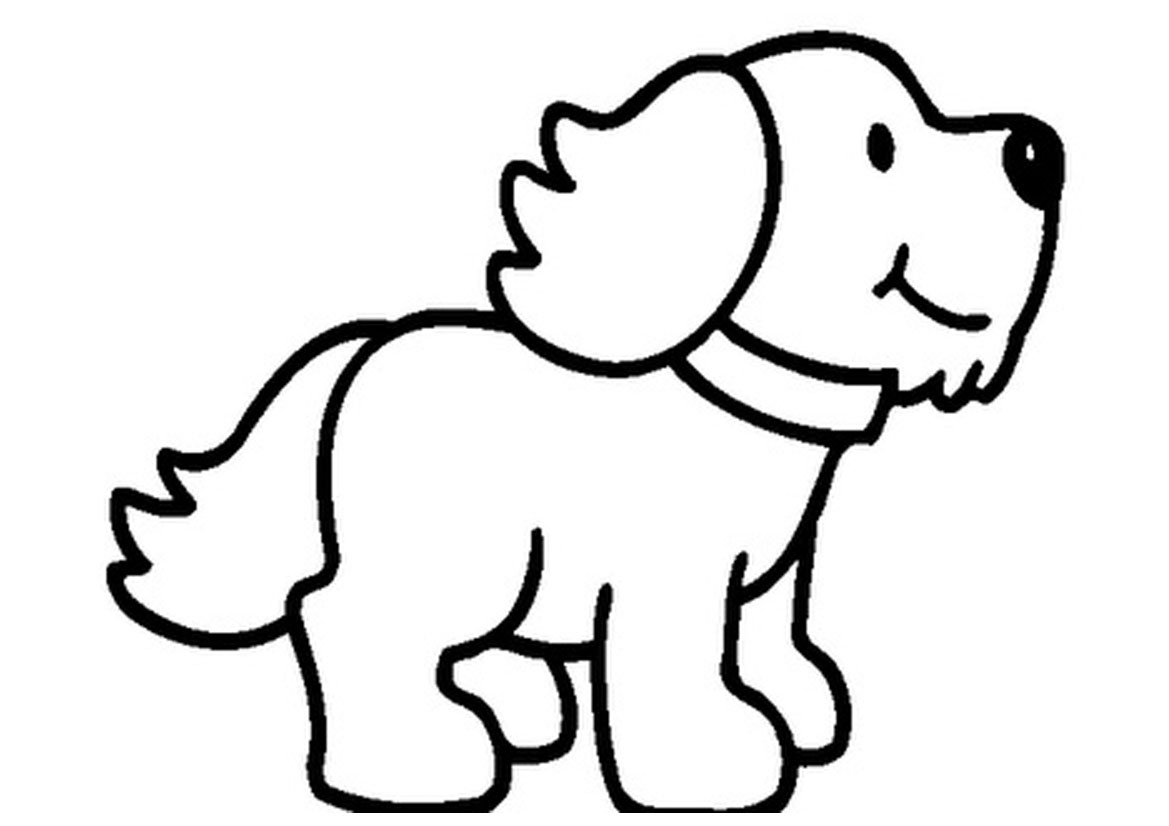 Free pictures of puppies. Clipart dogs colour
