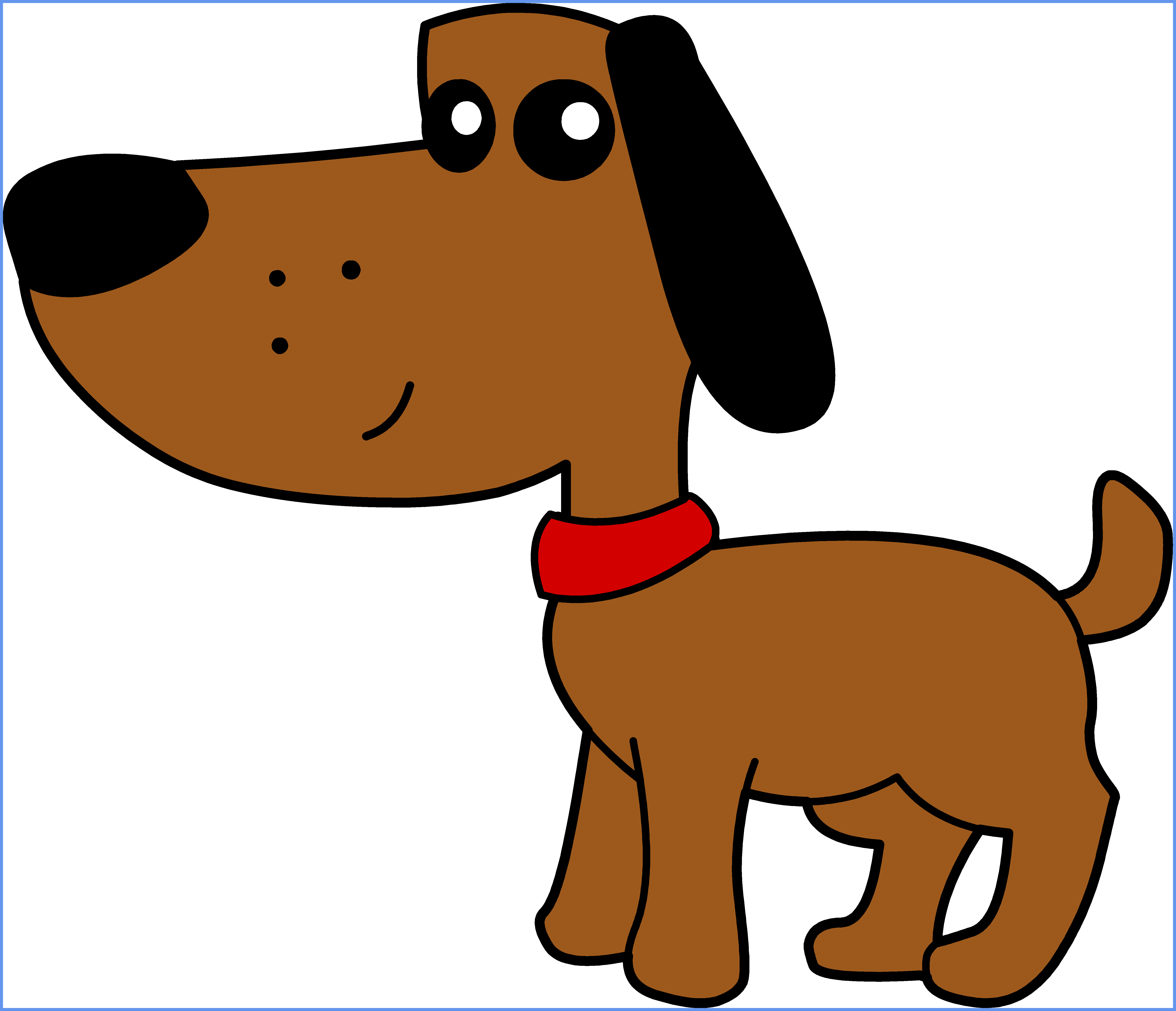 Cute dogs at getdrawings. Head clipart dachshund