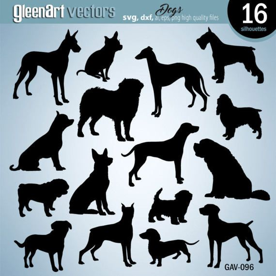 clipart dogs element