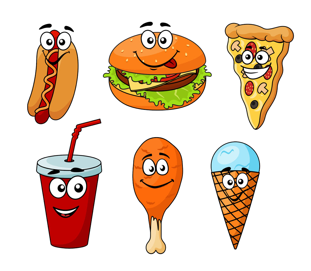Clipart dogs ice cream. Fast food cheeseburger hot